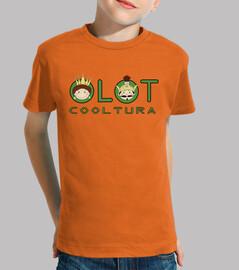 camiseta peques cooltura