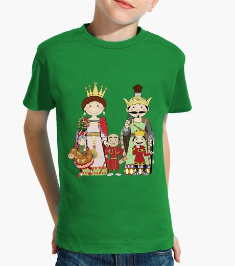 Ropa infantil Camiseta peques farandula