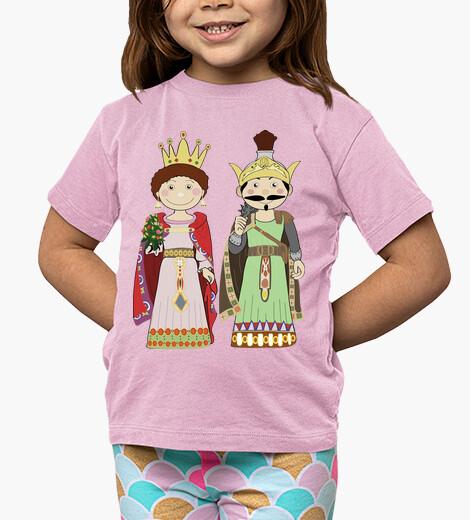 Ropa infantil Camiseta peques gegants Olot