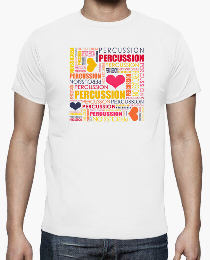 Camiseta Percussion