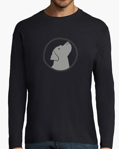 Camiseta Perro Labrador