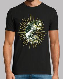 Camiseta Pescador Pesca Pescado Pescadero