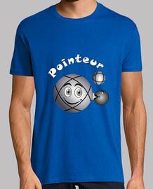camiseta petanque puntero fs bola existe en tirador