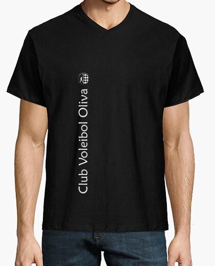 Camiseta pico Club Voleibol Oliva 2019