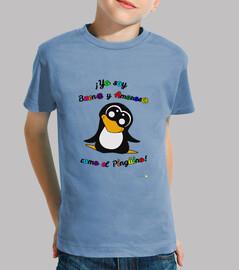 Camiseta Pinguino