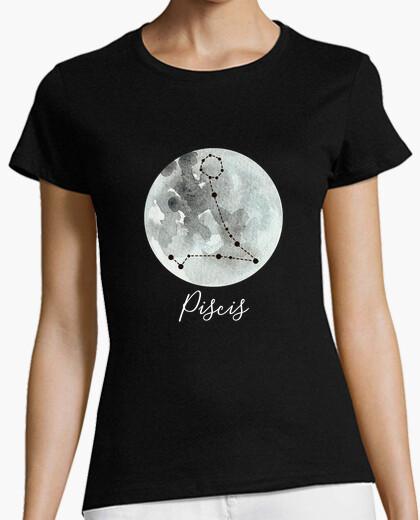 Camiseta Piscis horóscopo