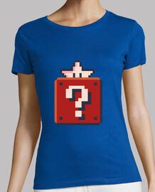Camiseta Pixel art