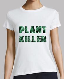 Camiseta Plant killer