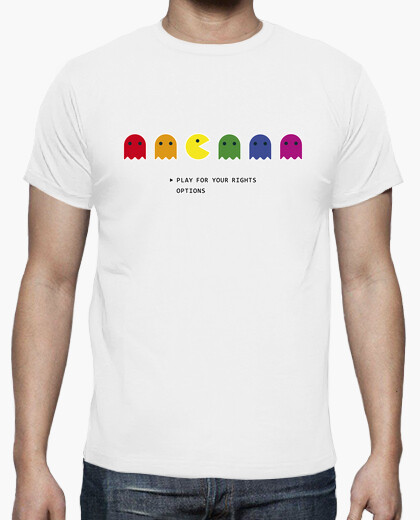 Camiseta PLAY FOR YOUR RIGHTS