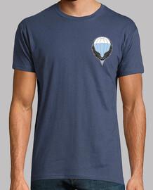 Camiseta Plegador. Grupo de Lanzamiento mod.2