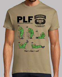 Camiseta PLF Airborne mod.3