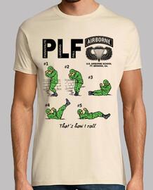 Camiseta PLF Airborne mod.4