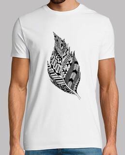 Camiseta Pluma