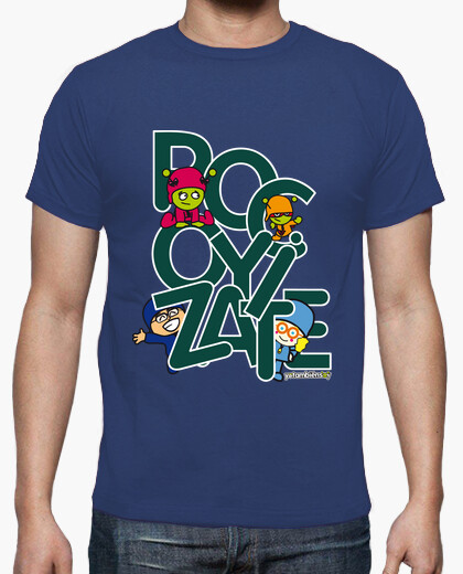 Camiseta Pocoyizate