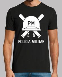 Camiseta Policía Militar mod.4