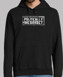 camiseta políticamente incorrecta