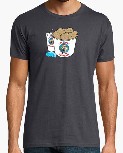 Camiseta Pollos Hermanos Meth