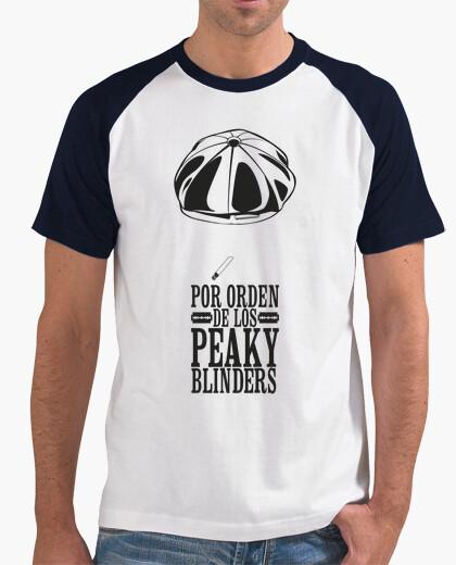 Camiseta Por orden de los Peaky Blinders - chico