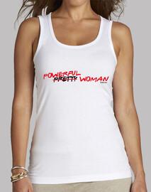Camiseta Powerful Woman - Mujer poderosa