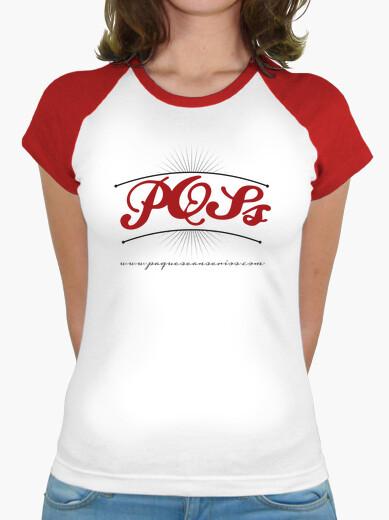 Camiseta PQSS Baseball - Mujer