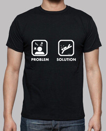 Camiseta Problem Solution Dive Hombre