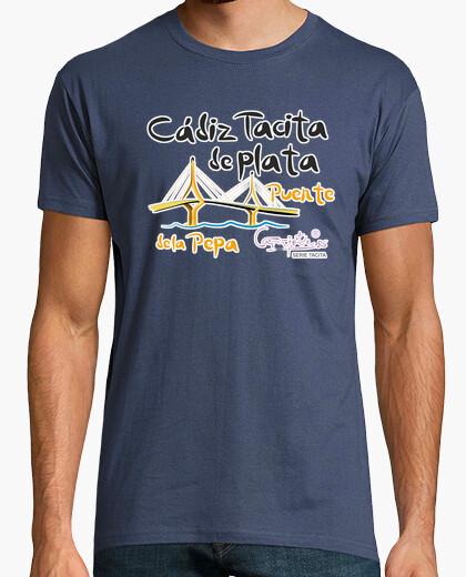 Camiseta PUENTE LA PEPA relieve by Carajote