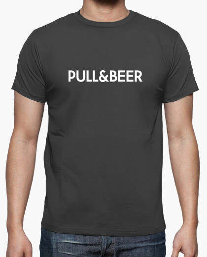 Camiseta Pull and Beer