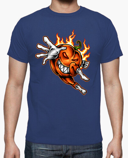Camiseta Pumpkin Hero
