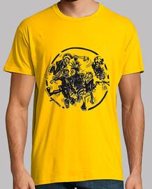 8dcd77e80 Camisetas GRUPOS PUNK más populares - LaTostadora