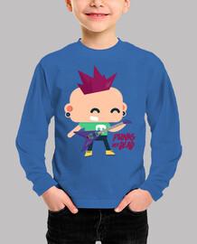 Camiseta Punks not dead