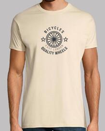 Camiseta Quality wheels London