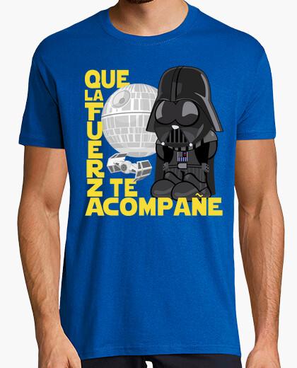 Camiseta Que la fuerza te acompañe Star Wars - chico