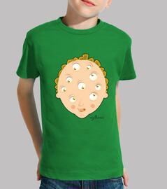Camiseta Que mareo_niño-a
