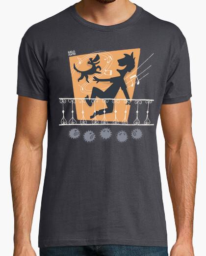 Camiseta Quedate en casa y baila