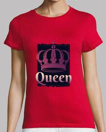 Camiseta Queen Crown