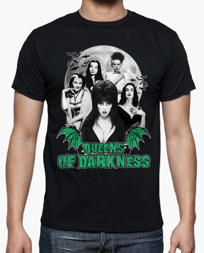 Camiseta Queens of Darkness [H]