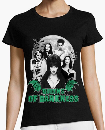 Camiseta Queens of Darkness [M]
