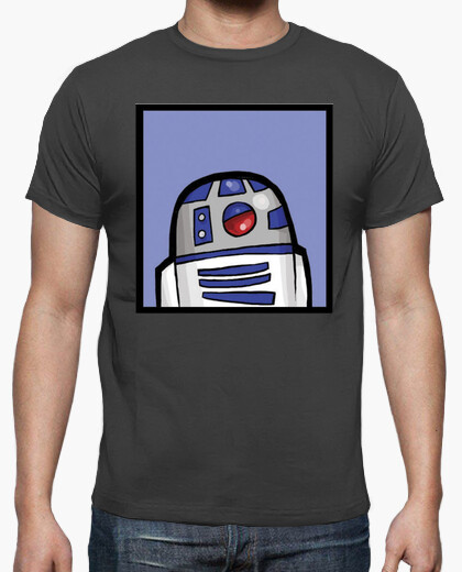Camiseta R2D2 Star Wars StarWars