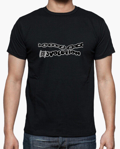 Camiseta (R)3VOLUTION