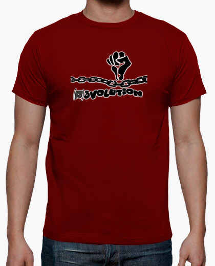 Camiseta (R)3VOLUTION FIST
