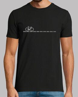 camiseta radfahren