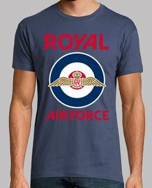 Camiseta RAF Royal Air Force mod.09