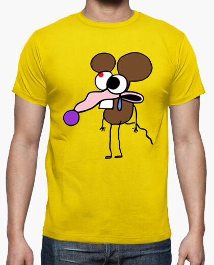 Camiseta Rata Borracha Fiesta Pueblo humor geek Freak cine TV musica