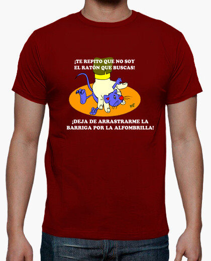 Camiseta raton