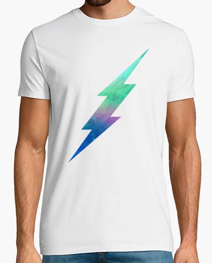 Camiseta Rayo Galaxia