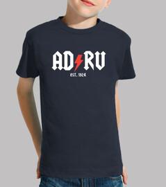 Camiseta Rayo Vallecano ADRV fútbol niño