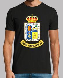Camiseta RCZM Arapiles 62 mod.1