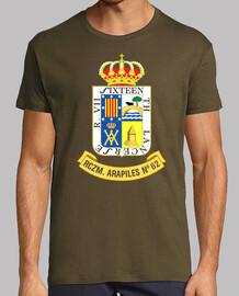 Camiseta RCZM Arapiles 62 mod.2