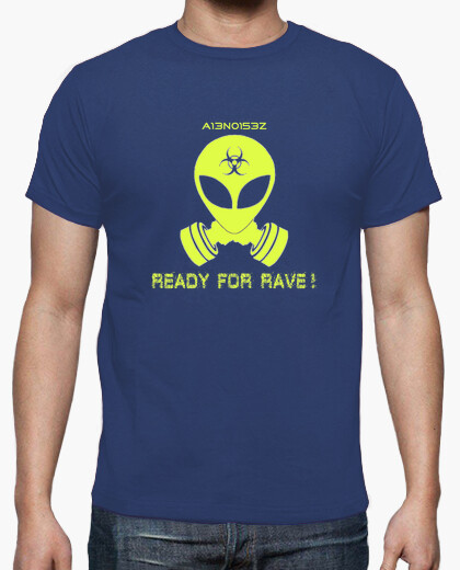 Camiseta Ready for rave