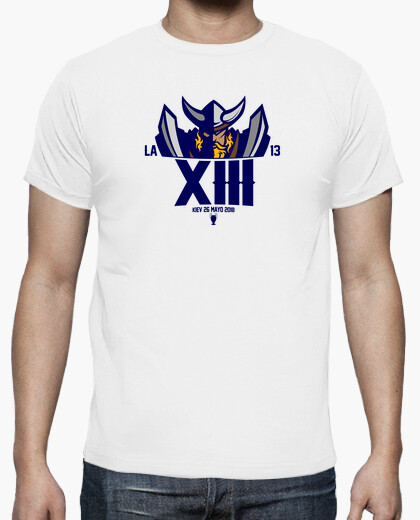 Camiseta Real Madrid XIII